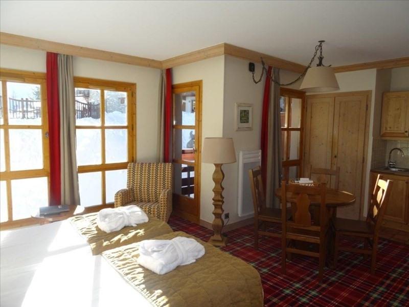 Vente de prestige appartement Les arcs 1950 155000€ - Photo 2