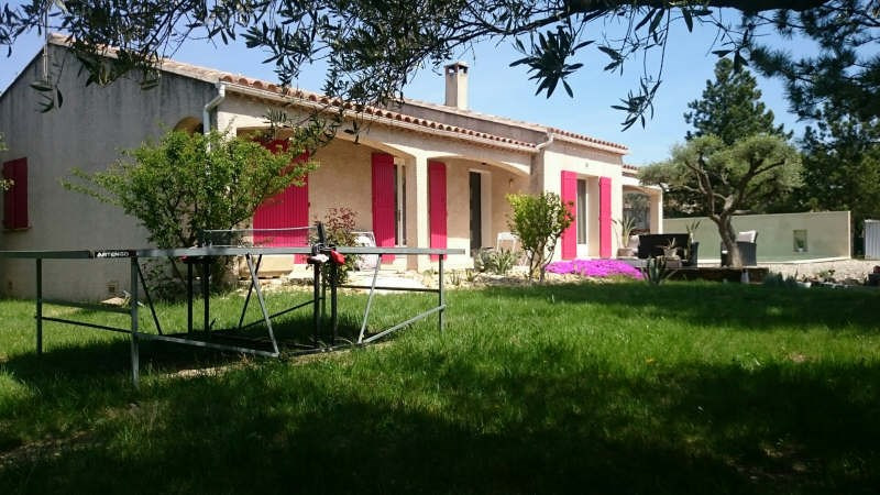 Vente maison / villa Rochefort du gard 379 000€ - Photo 1