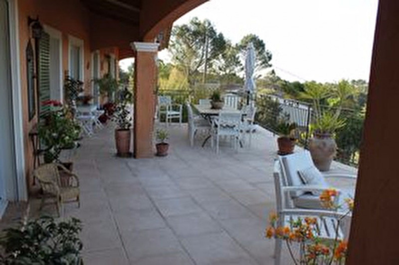 Deluxe sale house / villa Flayosc 850000€ - Picture 3