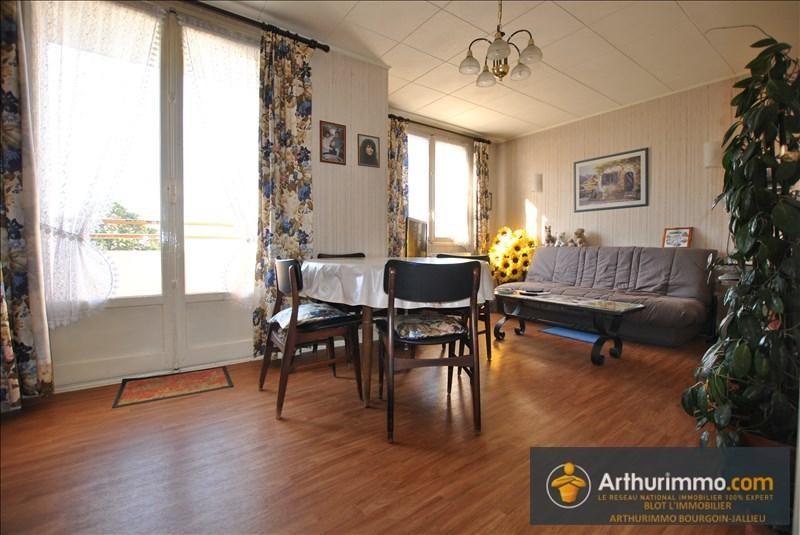 Sale apartment Bourgoin jallieu 92000€ - Picture 1