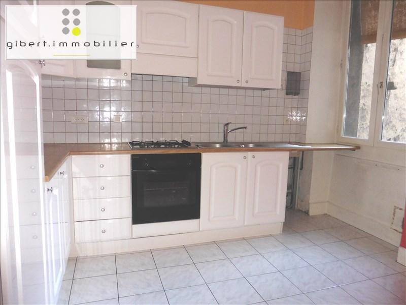 Sale apartment Le puy en velay 128000€ - Picture 2
