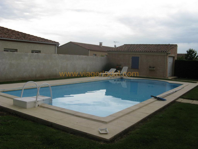 Vendita nell' vitalizio di vita casa Estillac 40000€ - Fotografia 1