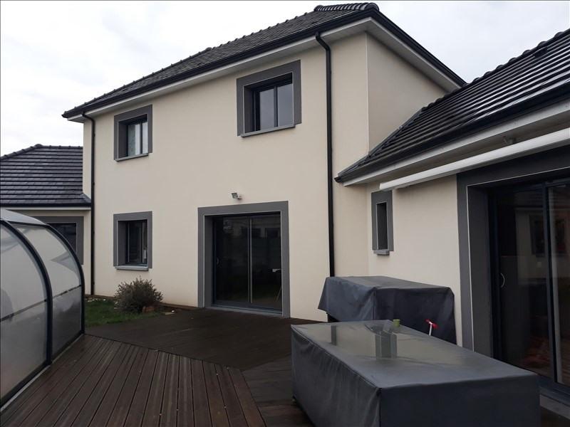 Sale house / villa Roeux 369000€ - Picture 1