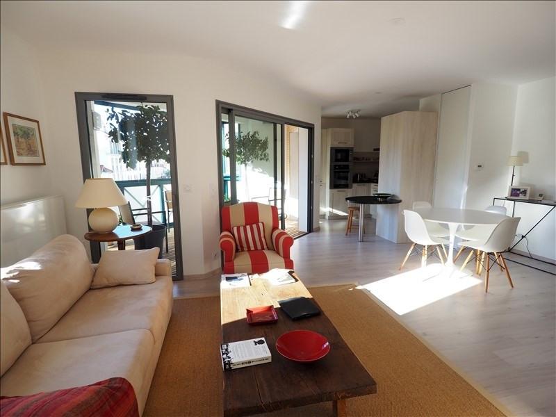 Deluxe sale apartment St jean de luz 870000€ - Picture 1