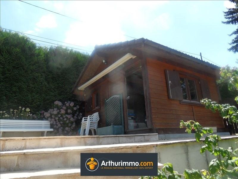 Vente maison / villa Les abrets 398000€ - Photo 7