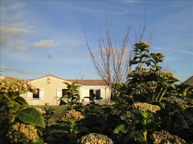Sale house / villa Mauze sur le mignon 178000€ - Picture 1