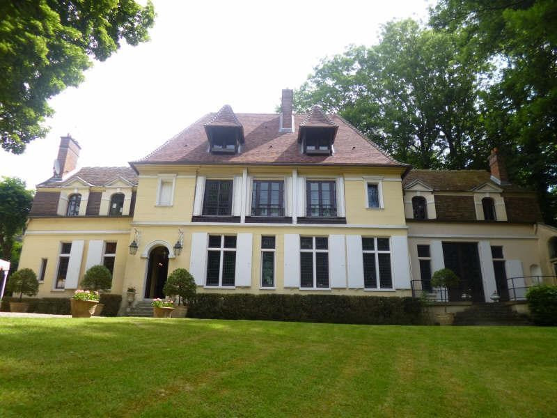 Vente de prestige maison / villa Montmorency 1 975 000€ - Photo 1