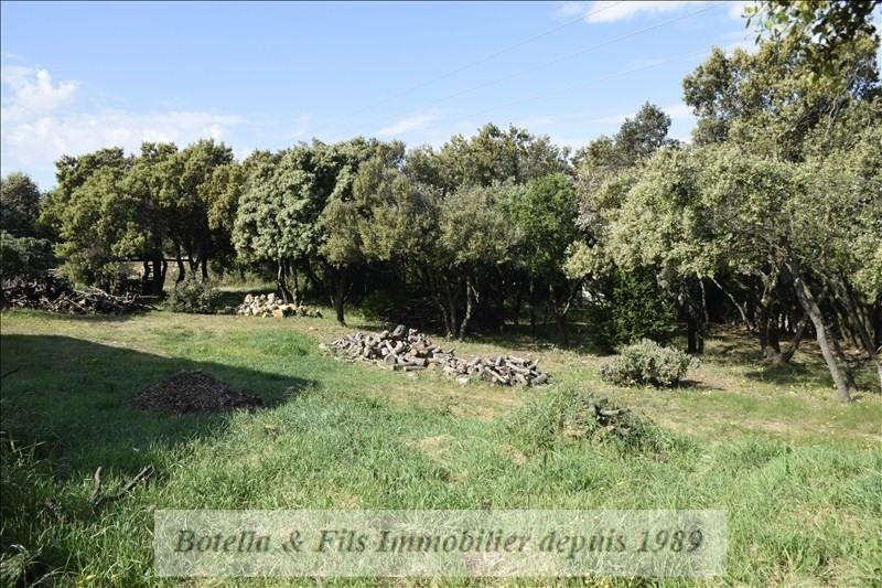 Vente terrain Venejan 88000€ - Photo 2