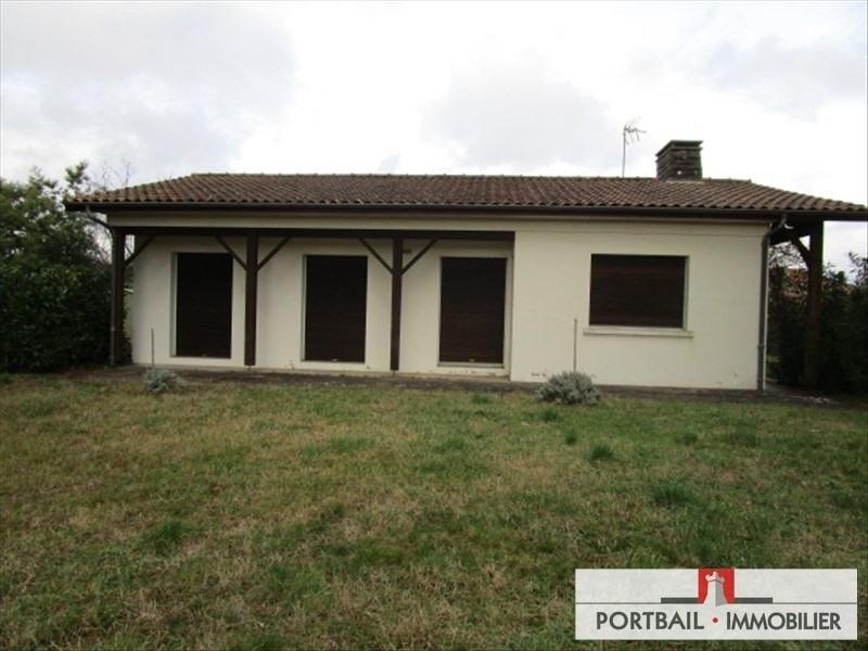 Vente maison / villa Berson 169600€ - Photo 3