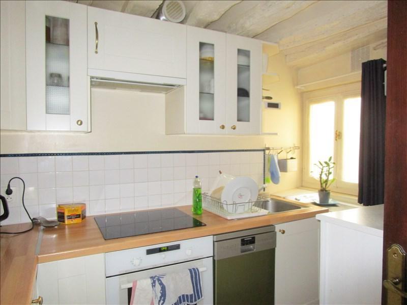 Vente appartement Versailles 490000€ - Photo 4