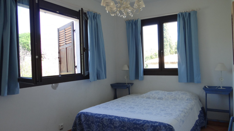 Vacation rental house / villa Cavalaire sur mer 2 500€ - Picture 15
