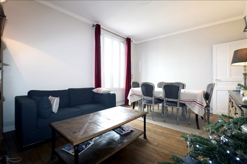 Rental apartment Versailles 1 322€ CC - Picture 1