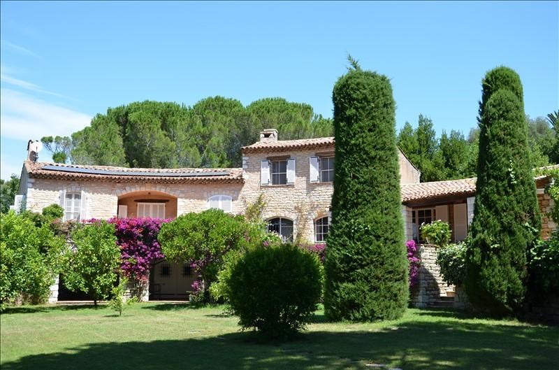 Deluxe sale house / villa Cap d antibes 7 584 000€ - Picture 2