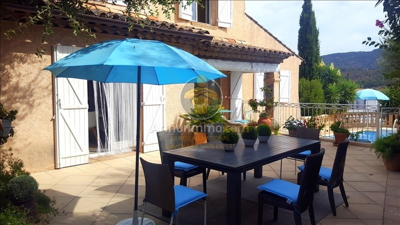Deluxe sale house / villa Sainte maxime 555 000€ - Picture 3