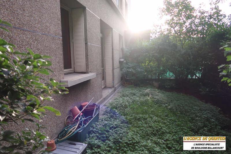 Vente appartement Boulogne billancourt 550000€ - Photo 2