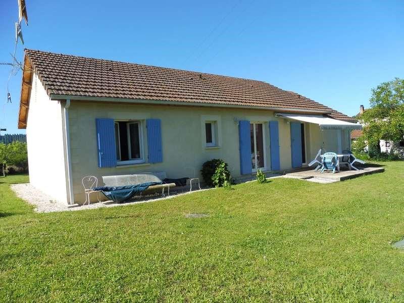 Vente maison / villa Cazoules 173000€ - Photo 2