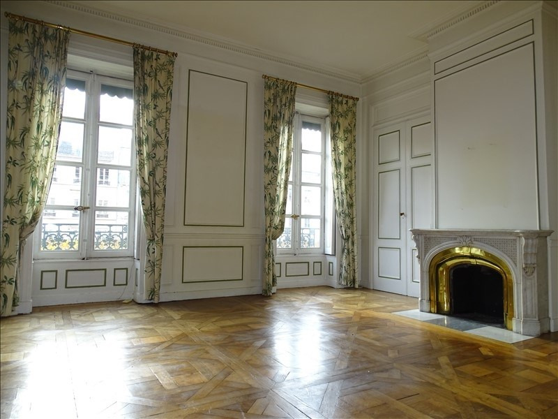 Vente de prestige appartement Lyon 6ème 1 020 000€ - Photo 2