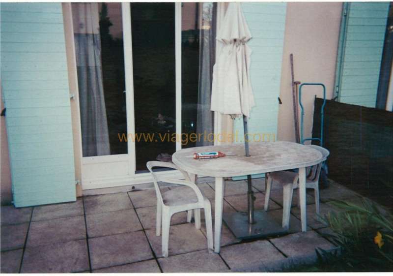 Life annuity apartment Manosque 97 000€ - Picture 1