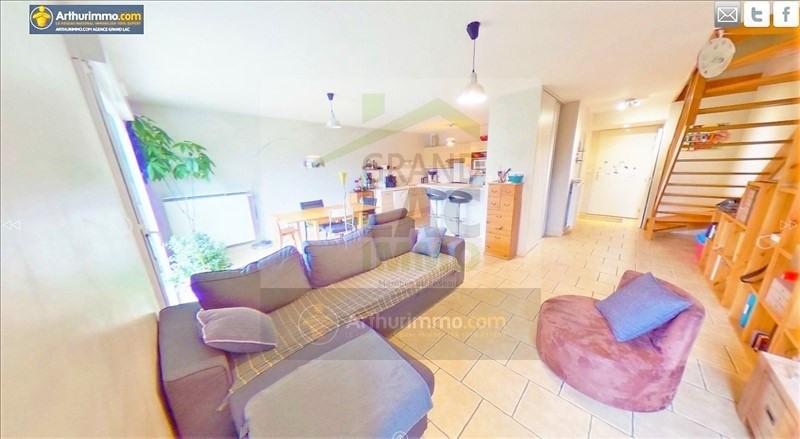 Vente appartement Drumettaz clarafond 356000€ - Photo 2