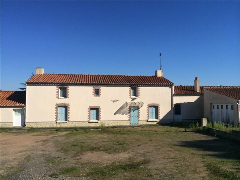 Sale house / villa St vincent sur jard 247500€ - Picture 3