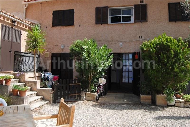 Sale apartment Frejus 125000€ - Picture 1