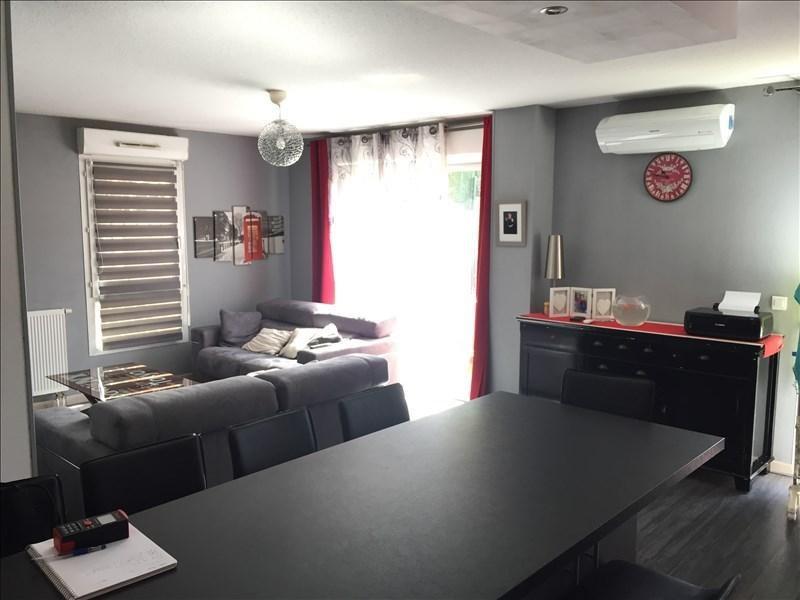 Verkoop  appartement Bouc bel air 295000€ - Foto 2