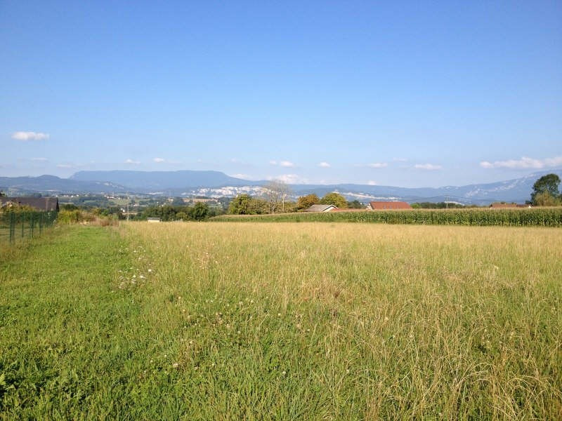 Vente terrain Les abrets 86000€ - Photo 1