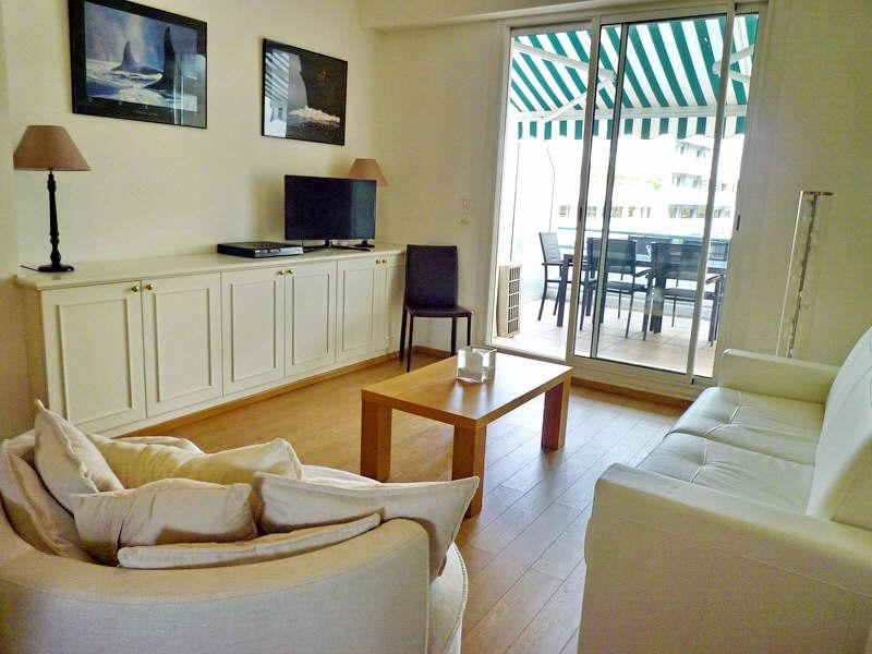 Deluxe sale apartment Nice 595 000€ - Picture 1