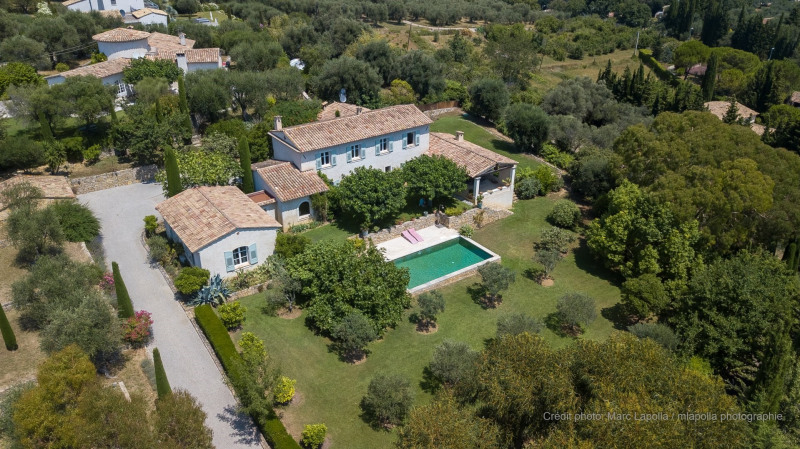 Verkoop van prestige  huis Valbonne 2700000€ - Foto 2
