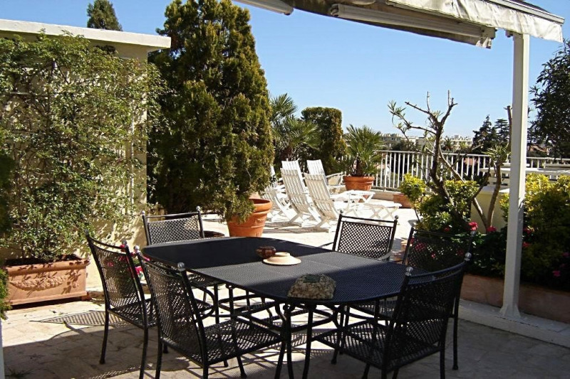 Sale apartment Antibes 890000€ - Picture 4