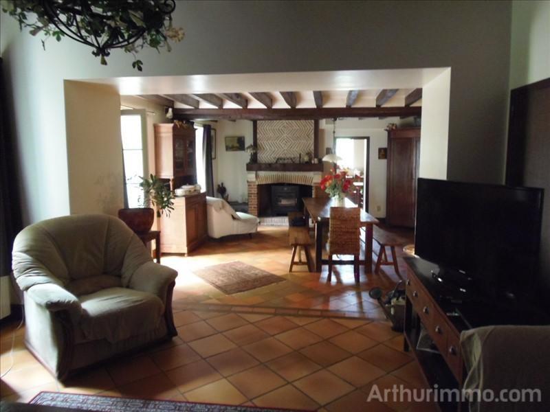 Sale house / villa Sury en vaux 296800€ - Picture 4