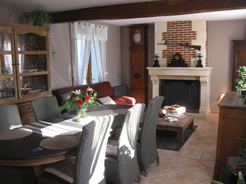 Sale house / villa Milly sur therain 290000€ - Picture 4