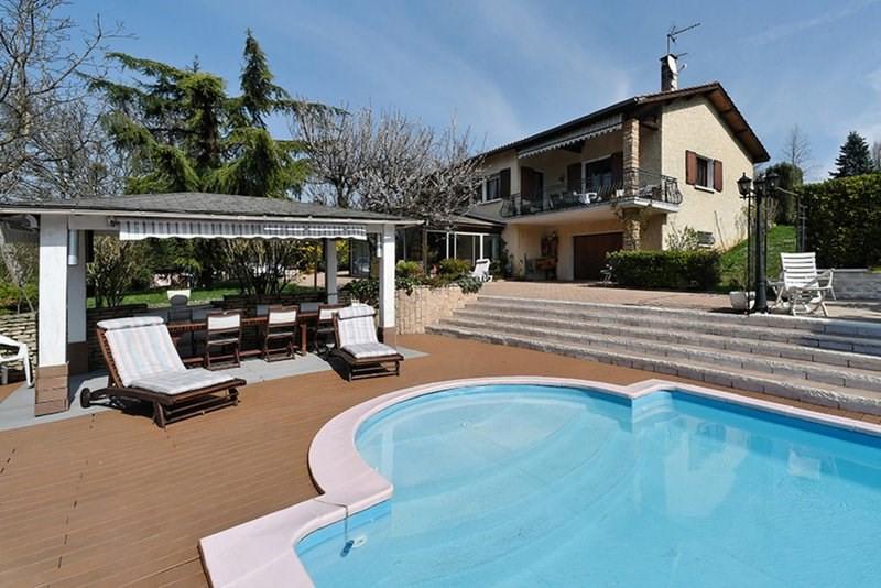 Vente de prestige maison / villa Saint-didier-au-mont-d'or 890000€ - Photo 2