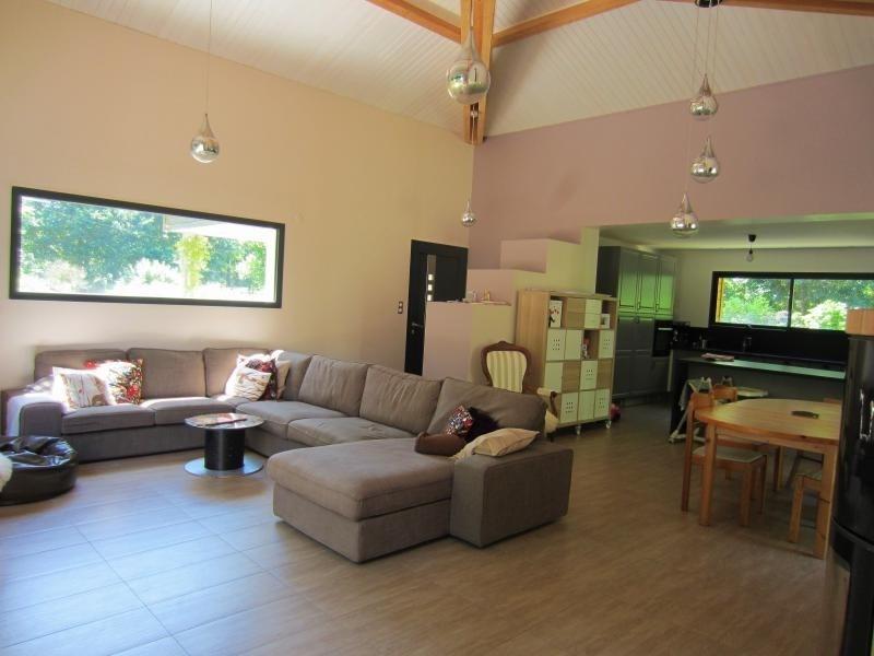 Sale house / villa Mios 443000€ - Picture 5