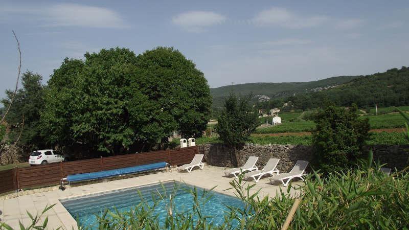 Vente de prestige maison / villa Vallon pont d arc 699000€ - Photo 3