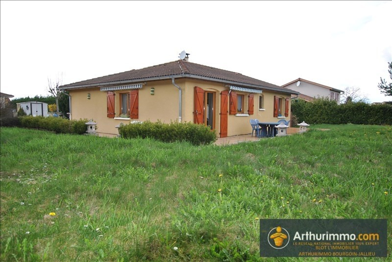 Vente maison / villa Badinieres 229 000€ - Photo 1