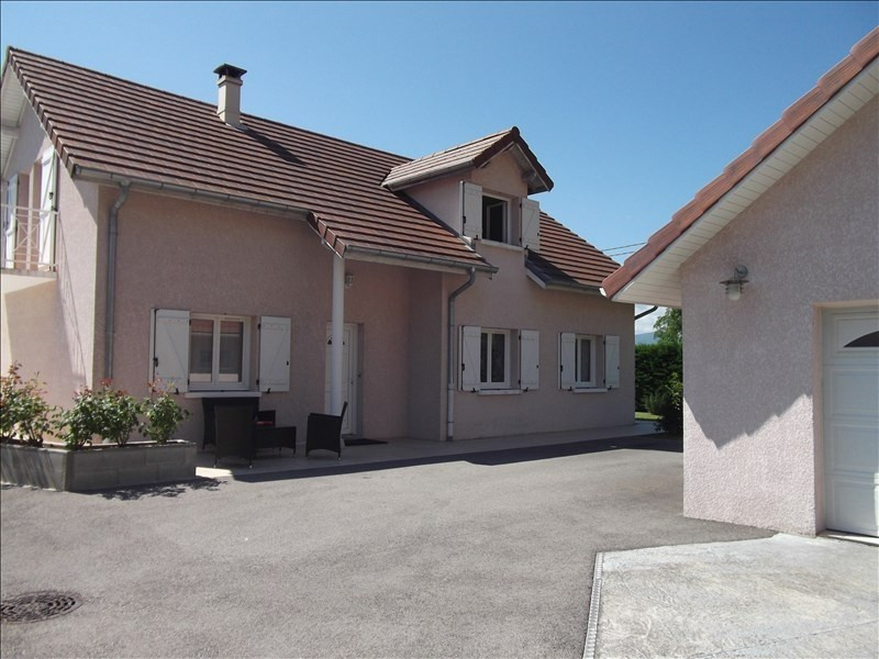 Vente maison / villa Yenne 283 000€ - Photo 2