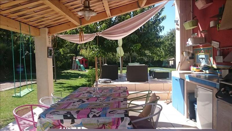 Vente maison / villa Aix en provence 535000€ - Photo 2