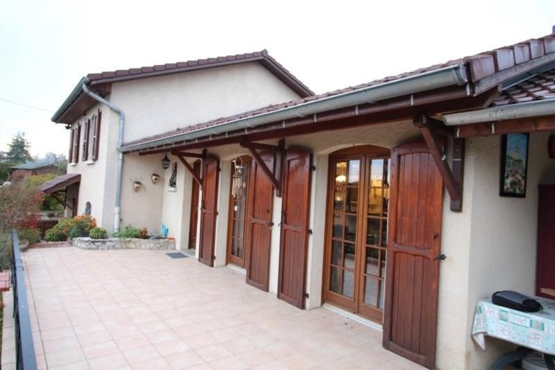 Vente maison / villa Morestel 246000€ - Photo 6