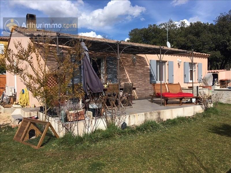 Sale house / villa Seillons source d argens 295000€ - Picture 1