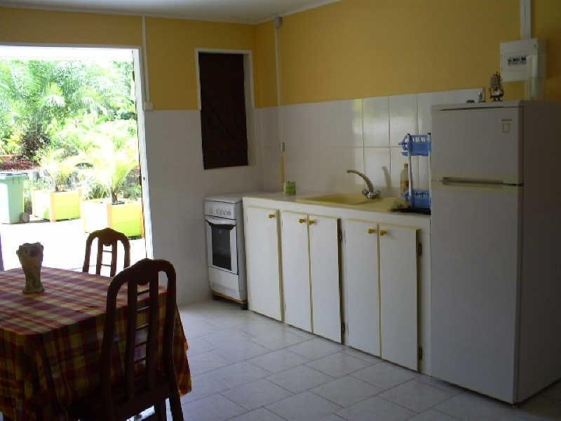 Rental apartment Lamentin 575€ CC - Picture 2