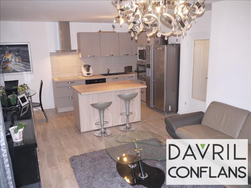 Vente appartement Eragny 219500€ - Photo 2