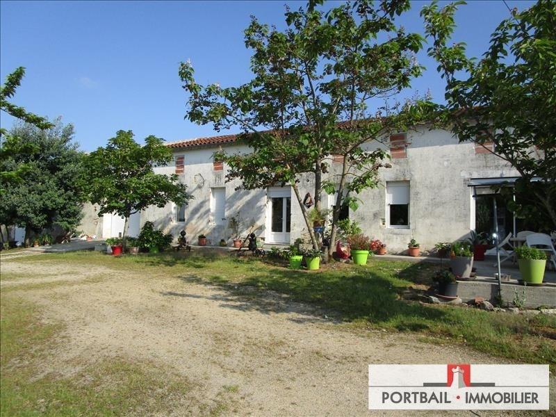 Vente maison / villa St caprais de blaye 199000€ - Photo 6