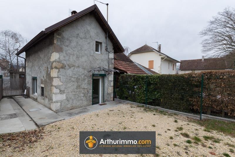 Vente maison / villa Virignin 85000€ - Photo 1