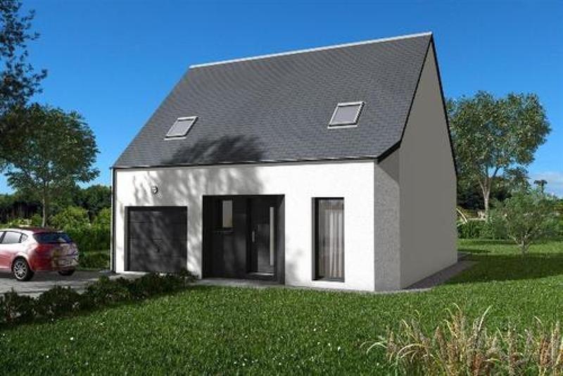 Maison  4 pièces + Terrain 867 m² Pezou par maisons PRIMEA