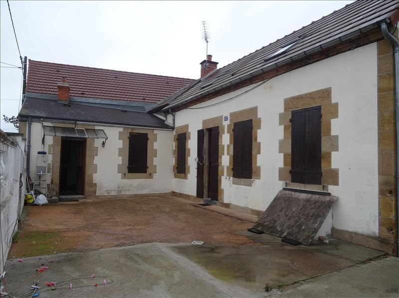 Vente maison / villa Moulins 136 000€ - Photo 1