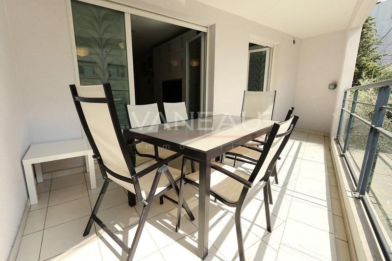 Vente de prestige appartement Juan-les-pins 229000€ - Photo 9