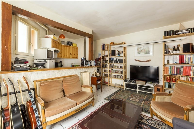 Verkoop  appartement Paris 15ème 388800€ - Foto 3