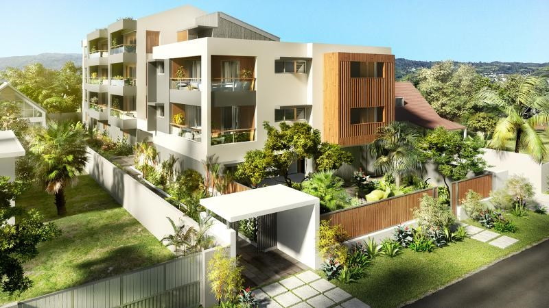 Vente appartement St paul 279121€ - Photo 1