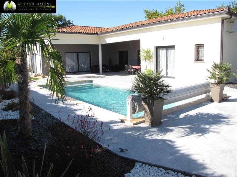 Sale house / villa Montauban 440000€ - Picture 1